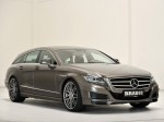 Brabus cls shooting brake x218 2012 Photo 05
