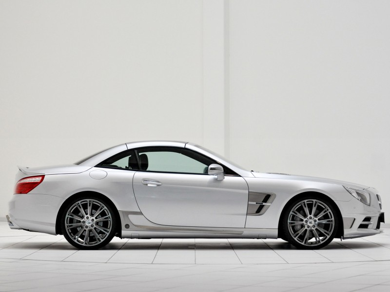 Brabus mercedes sl r231 2012 Photo 12