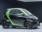 Brabus smart fortwo electric drive coupe 2012 Photo 02