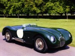 Jaguar c-type 1951-53 Photo 03