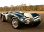 Jaguar c-type 1951-53 Photo 11