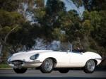 Jaguar e-type roadster series i 1961-67 Photo 04