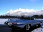 Jaguar e-type roadster series i 1961-67 Photo 11