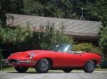 Jaguar e-type roadster series ii 1968-71 Photo 04