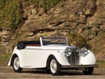 Jaguar mark iv drophead coupe 1945-49 Photo 04