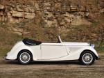 Jaguar mark iv drophead coupe 1945-49 Photo 05