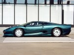 Jaguar xj220 Photo 04