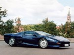 Jaguar xj220 Photo 08
