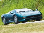 Jaguar xj220 Photo 18