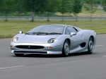 Jaguar xj220 Photo 21