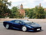 Jaguar xj220 Photo 34