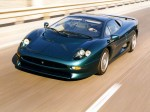 Jaguar xj220 Photo 41