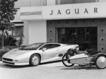 Jaguar xj220 Photo 43