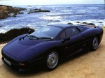 Jaguar xj220 Photo 44