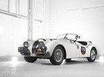 Jaguar xk 120 roadster 1949-54 Photo 02