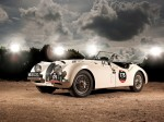 Jaguar xk 120 roadster 1949-54 Photo 05