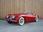 Jaguar xk 120 roadster 1949-54 Photo 11