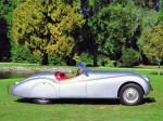 Jaguar xk 120 roadster 1949-54 Photo 13