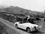 Jaguar xk 150 roadster 1958-61 Photo 12