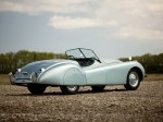 Jaguar xk120 alloy roadster 1949-54 Photo 02