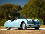 Jaguar xk120 alloy roadster 1949-54 Photo 04