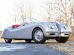 Jaguar xk120 alloy roadster 1949-54 Photo 06