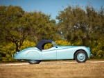Jaguar xk120 alloy roadster 1949-54 Photo 07