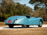 Jaguar xk120 alloy roadster 1949-54 Photo 08