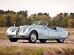Jaguar xk120 alloy roadster 1949-54 Photo 10