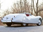 Jaguar xk120 alloy roadster 1949-54 Photo 11