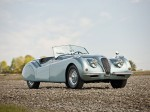 Jaguar xk120 alloy roadster 1949-54 Photo 13
