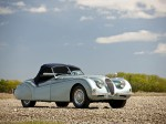 Jaguar xk120 alloy roadster 1949-54 Photo 14