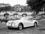 Jaguar xk140 roadster 1954-57 Photo 05