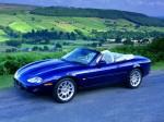 Jaguar xkr convertible 1998-2002 Photo 01
