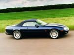 Jaguar xkr convertible 1998-2002 Photo 02