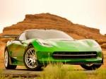 Chevrolet Corvette Stingray Slingshot Transformers 4 C7 2014 Photo 01