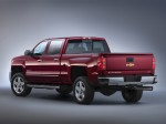 Chevrolet Silverado 2500 HD Crew Cab 2014 Photo 01