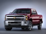 Chevrolet Silverado 2500 HD Crew Cab 2014 Photo 02
