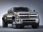 Chevrolet Silverado 3500 HD Crew Cab 2014 Photo 01