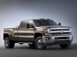 Chevrolet Silverado 3500 HD Crew Cab 2014 Photo 03