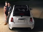 Fiat 500C GQ USA 2014 Photo 01