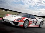 Porsche 918 Spyder Weissach Package 2014 Photo 01