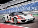 Porsche 918 Spyder Weissach Package 2014 Photo 02