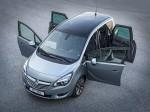 Vauxhall (opel)Meriva 2014 Photo 05