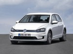 Volkswagen e-Golf 2014 Photo 01
