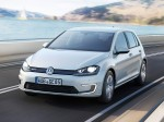 Volkswagen e-Golf 2014 Photo 08
