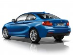 BMW 2-Series 220d Coupe M Sport Package F22 2014 photo 02