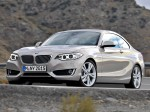 BMW 2-Series 220d Coupe Modern Line F22 2014 photo 04