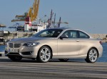 BMW 2-Series 220d Coupe Modern Line F22 2014 photo 05