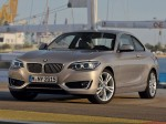 BMW 2-Series 220d Coupe Modern Line F22 2014 photo 06